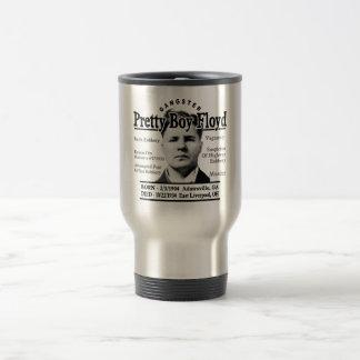 Gangster Pretty Boy Floyd Travel Mug