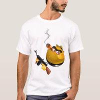 Gangster smiley shirt