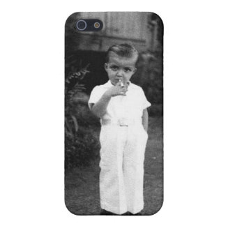 Gangster Smoke Old School Case For iPhone SE/5/5s