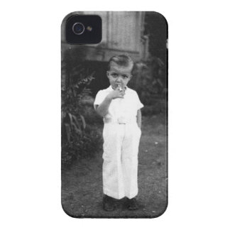 Gangster Smoke Old School Case-Mate iPhone 4 Case