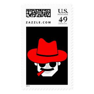 Gangster Stamp