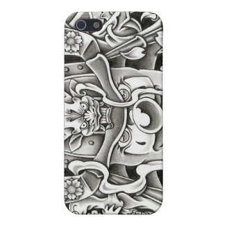 Gangster styles united cover for iPhone SE/5/5s