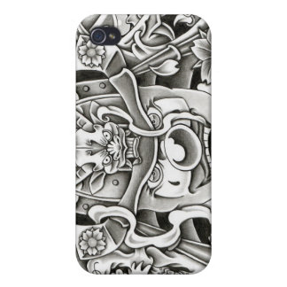 Gangster styles united cases for iPhone 4