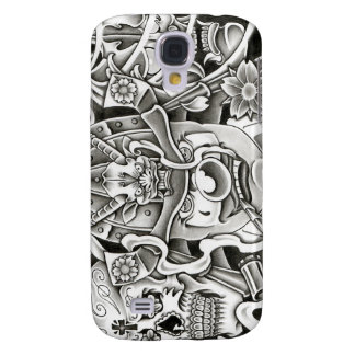 Gangster styles united samsung s4 case
