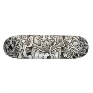 Gangster Styles United Skateboard
