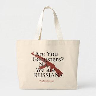 Gángsteres rusos Брат 2 Bolsas
