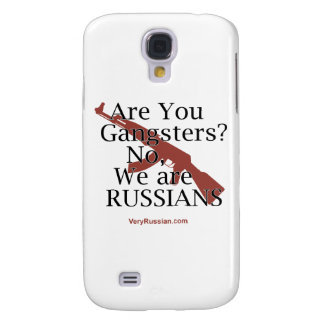 Gángsteres rusos Брат 2 Funda Samsung S4