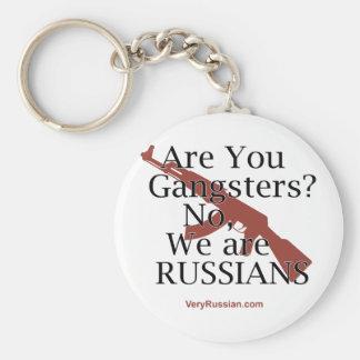 Gángsteres rusos Брат 2 Llavero Personalizado