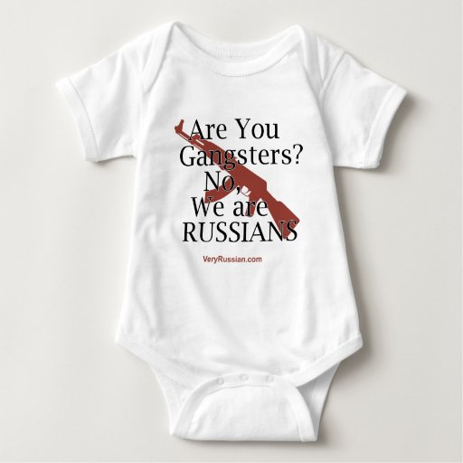Gángsteres rusos Брат 2 Mameluco De Bebé
