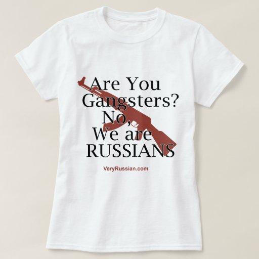 Gángsteres rusos Брат 2 Playera