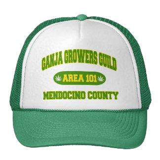 Ganja Growers Guild Gift Trucker Hat