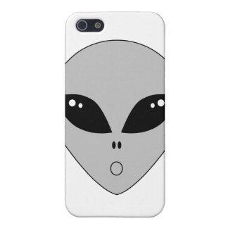 Ganji's Alien Head iPhone SE/5/5s Case