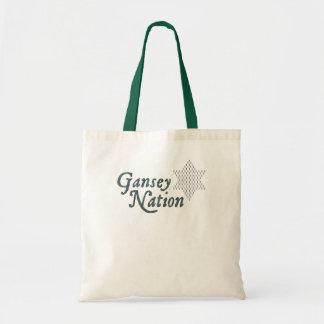 Gansey Nation tote bag