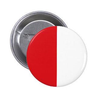 Ganshoren Belgium Pinback Button