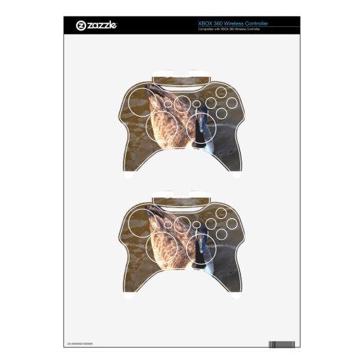 Ganso canadiense mando xbox 360 skin