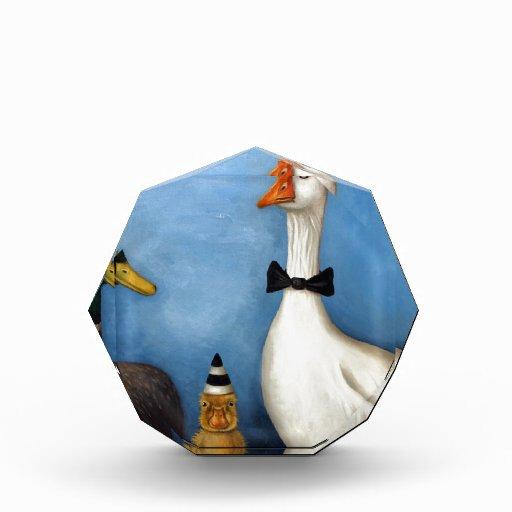 Ganso del pato del pato
