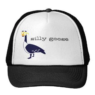 Ganso tonto gorras