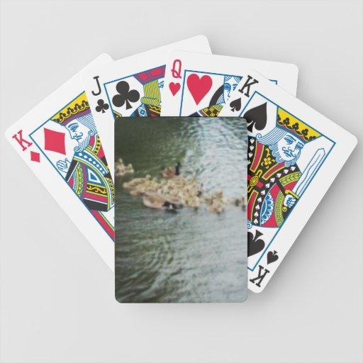 Gansos Baraja Cartas De Poker