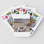 Gansos por la charca baraja cartas de poker