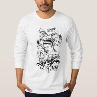 gansta coils T-Shirt