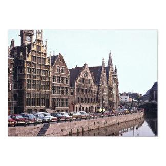 Gante, Bélgica Anuncio Personalizado
