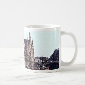 Gante, Bélgica Tazas De Café