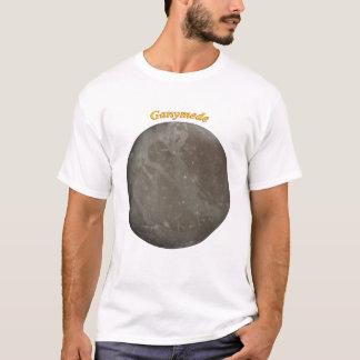 Ganymede Surface Map T-Shirt