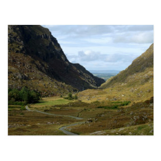 Gap de Dunloe, Killarney, Kerry, postales de Irlan