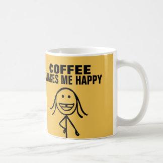 Gap Gapped Toothed Girl Coffee Mug