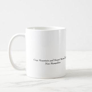 Gap Mountain and Mount Monadnock Classic White Coffee Mug