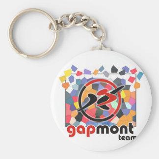 Gapmont Mug Basic Round Button Keychain