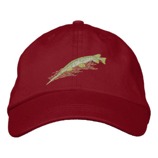 Gar Embroidered Baseball Caps