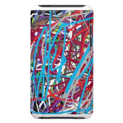 Garabatos Case-Mate iPod Touch Cárcasa