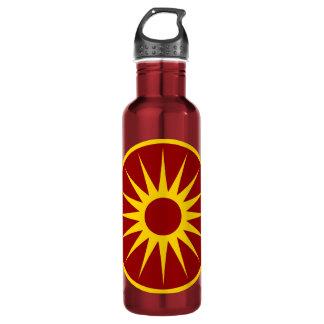 Garacani Sunburst water bottle, 24oz Water Bottle