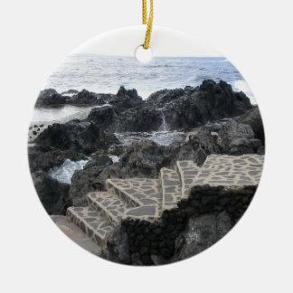 Garachico, Tenerife custom ornament