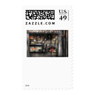 Garage - Advance Stores Stamps