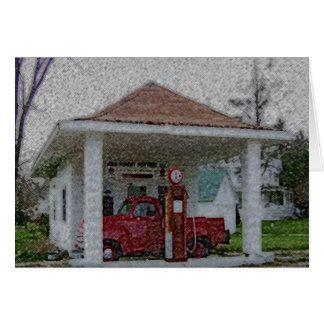 Garage Card