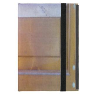 Garage door case for iPad mini