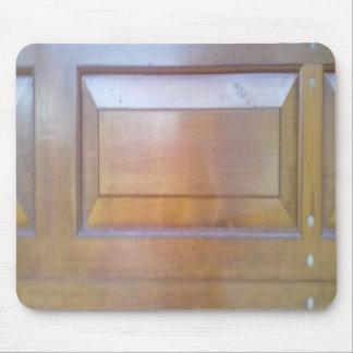 Garage door mouse pad