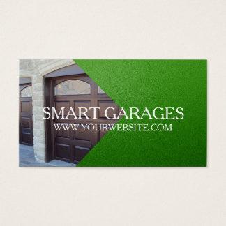 Garage Doors Installation & Services Business Card