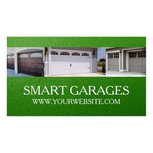 overhead garage door installation instructions