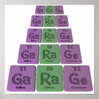 Garage-Ga-Ra-Ge-Gallium-Radium-Germanium.png Posters