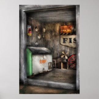 Garage - Just behind the Garage Poster
