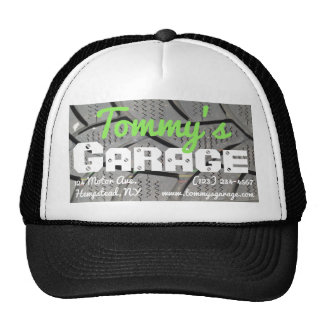 Garage Mechanic Business Customize Trucker's Hat