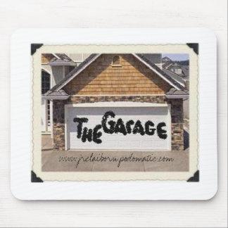 Garage Mouse Pad