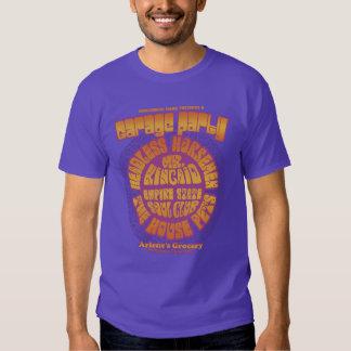 Garage Party - April 9 T-shirt