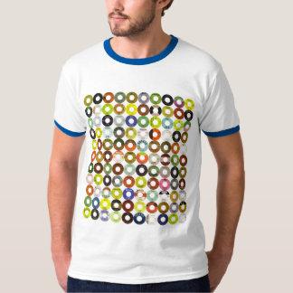 Garage Punk 45's Labels T-Shirt