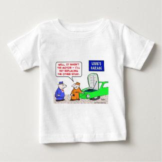 garage replace motor baby T-Shirt