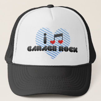 Garage Rock fan Trucker Hat