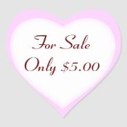 Garage Sale And Yard Sale Price Labels at Zazzle